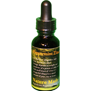 Pepermint Tincture